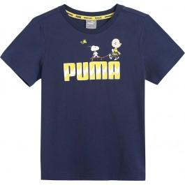 PUMA X PEANUTS GRAPHIC TEE 599463-06