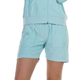 BODY ACTION WOMEN'S TERRY SHORTS 031125-04