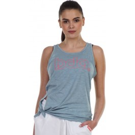 BODY ACTION WOMEN'S KNOT BACK TANK TOP 041123-04