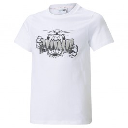 PUMA CLASSIC GRAPHIC YOUNG TEE 599474-89